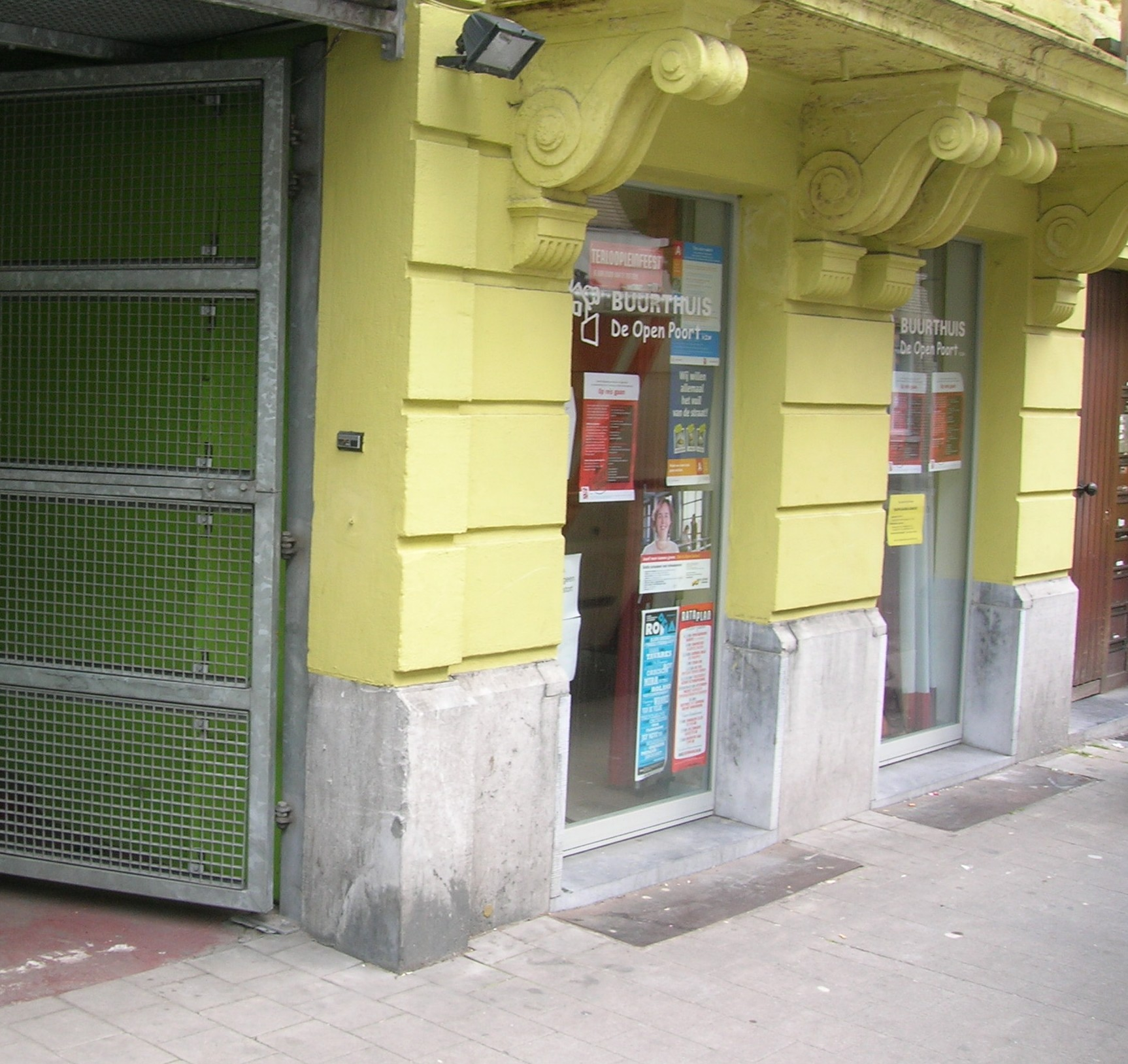 Buurthuis De Shelter