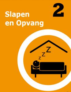 slapen en opvang